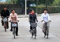 Женщинам Северной Кореи снова запретили ездить на велосипедах