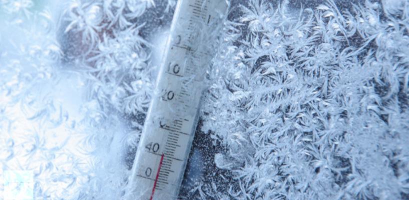 В новом году омичей ждут 30-градусные морозы