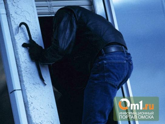 Дерзкое ограбление в Омске: похитили планшет и кроссовки