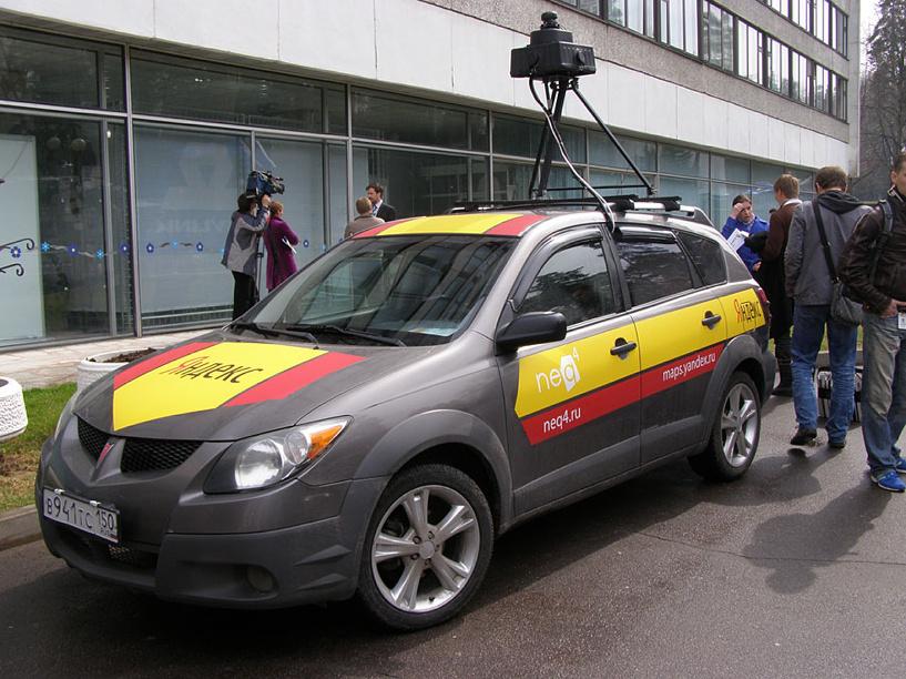 «Яндекс» переснимет панорамы Омска для картографического сервиса