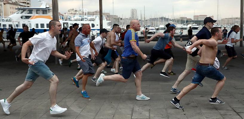 Российскому фанату, участвовавшему в марсельском побоище, грозит тюремный срок