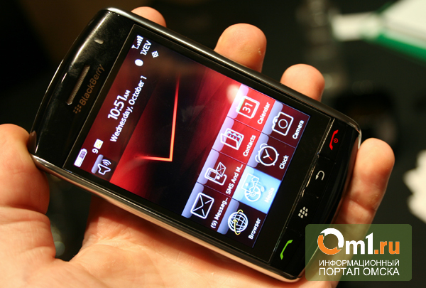 Смартфоны BlackBerry вызывают аллергию