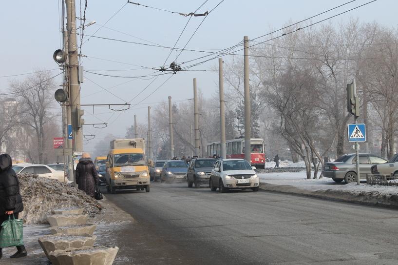 Состояние омских дорог обследуют за 1 миллион рублей