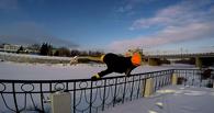 Ради красивых снимков омичи учатся парить (ФОТО)