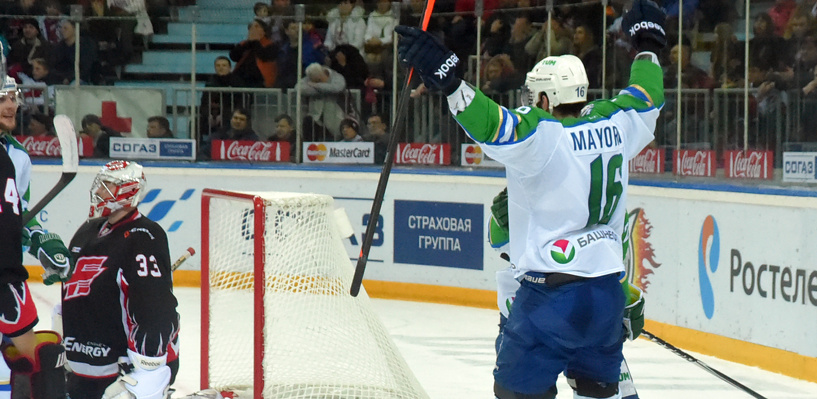 Омский «Авангард» выбывает из борьбы за Кубок Гагарина