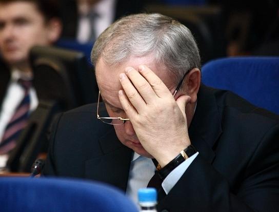 Олега Шишова собираются исключить из «Единой России»