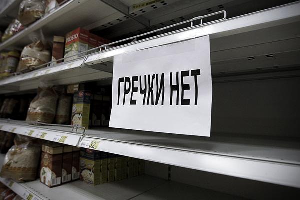 В омской «Ленте» на гречку и рис ввели весовые ограничения