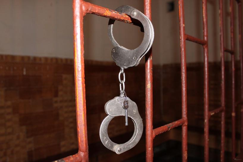 В Омске наркоман убил и расчленил приятеля, а свидетелей запер в погребе (Обновлено)