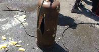 В Омске в доме взорвался газовый баллон, пострадали дети