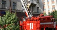 В Омске из горящей многоэтажки на Конева спасли 25 человек