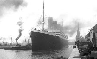 Новая версия гибели «Титаника»: лайнер погубил пожар, а не айсберг