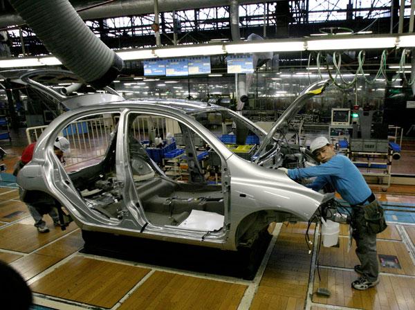 В России может появиться еще один китайский автозавод