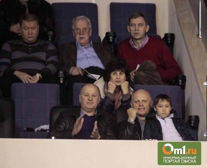 Посещаемость матчей «Омички» считается лучшей в российской Суперлиге