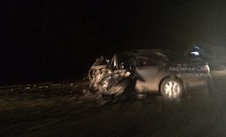 В Омске пьяный автомобилист врезался в две машины, один из водителей погиб