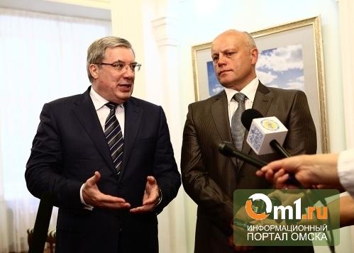 Назаров и Толоконский наметили программу II Торгового форума Сибири