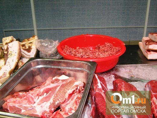 Омич Эльшад Ахмедов торговал мясом и рыбой без документов