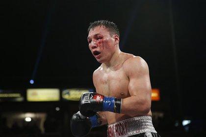 Российский боксер Руслан Проводников потерпел поражение от аргентинца Лукаса Матиссе