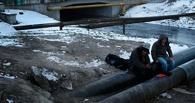 В Омске бездомный мужчина убил своего «конкурента»