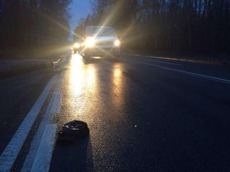 В Омской области разыскивают водителя, который сбил человека