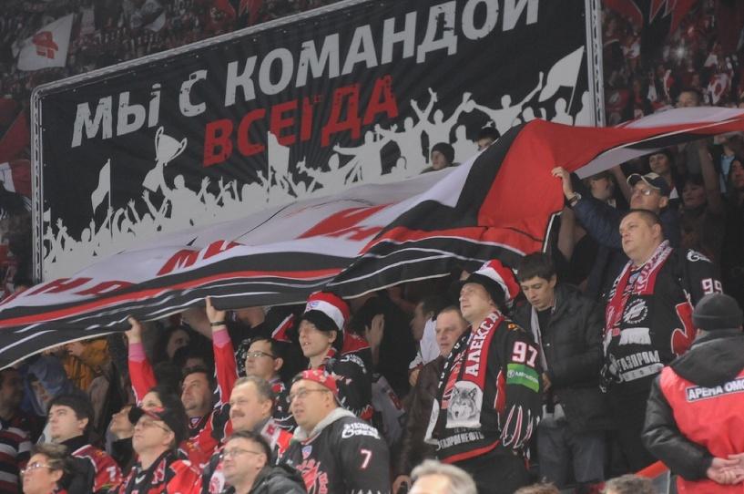 Омский «Авангард» опубликовал цены на билеты в следующем сезоне