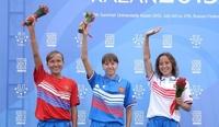 Студенческая сборная России продолжает уходить в отрыв на Универсиаде