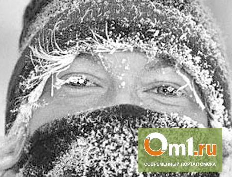 В Омске начинаются 30-градусные морозы