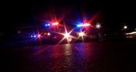 Ночная погоня за «мерседесом» закончилась для омского лихача наручниками