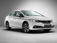 Honda Civic с преждевременным рестайлингом придет к нам летом