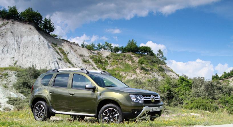 В гостях у Дракулы: первый тест обновленного Renault Duster
