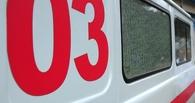 Под Омском погиб водитель, опрокинувшись на мотороллере