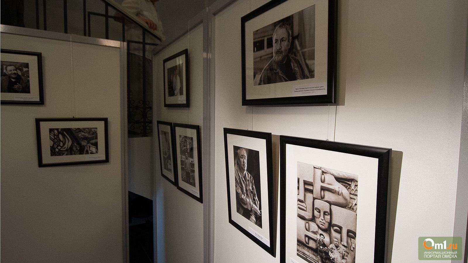 ВВоронеже пройдет первая посмертная выставка Эрнста Неизвестного