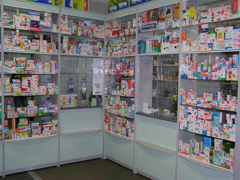 В Омске работница аптеки похитила 8,4 млн рублей