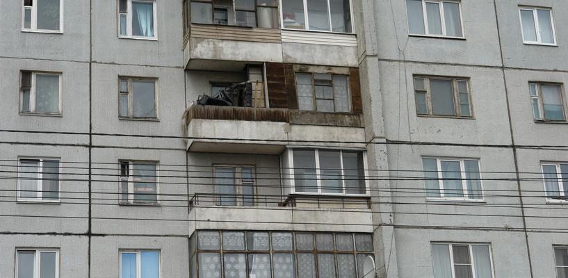 В Омске подешевело вторичное жилье