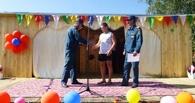 Спасатели наградили омича, который спас тонувшего подростка