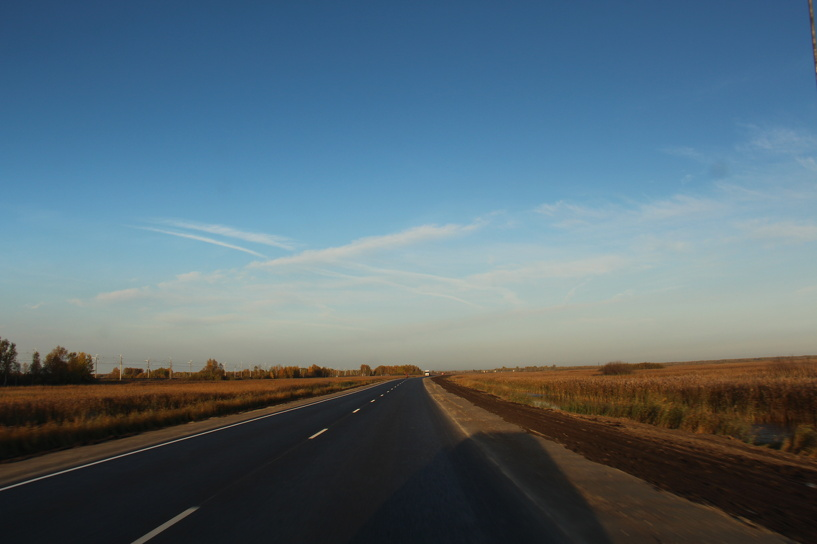 В Омской области отремонтируют 25 км трассы «Омск – Тюмень»