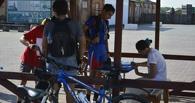 Омичи смогут прокатиться на «Велосипеде времени»