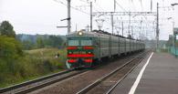 Электричка «Омск-Москаленки» возвращается с летних каникул