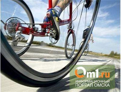 Омские любители велоспорта устраивают очередное «Вкатывательное ПВД»