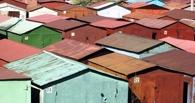 В Октябрьском округе Омска массово сносят гаражи