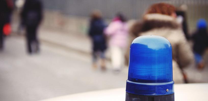 Омское управление ГИБДД: сотрудник полиции не совершал наезд на пешехода