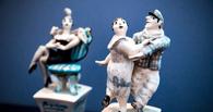 Фарфоровые статуэтки для выставки в музей Врубеля доставила Почта России