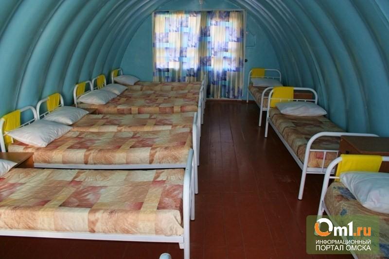 Пять лагерей Омска готовы принять детей уже завтра