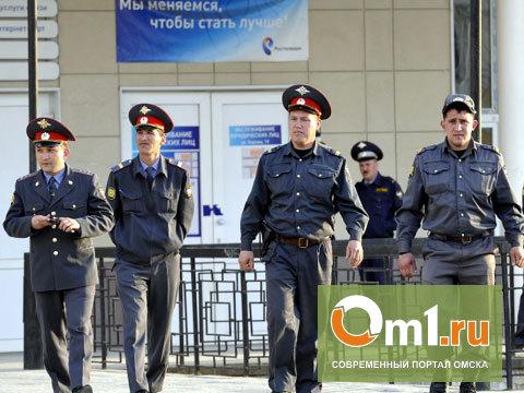В Омске от полиции сбежал мошенник