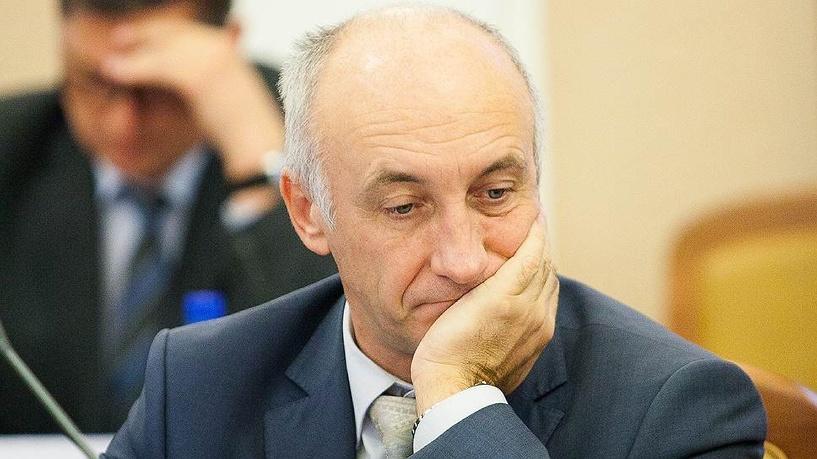 Омские СМИ «арестовали» беглого экс-министра Меренкова