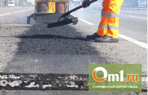Мэрия Омска попросила облправительство помочь с дорогами в городе