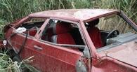 Вылетел в кювет: в Омской области погиб водитель ВАЗа
