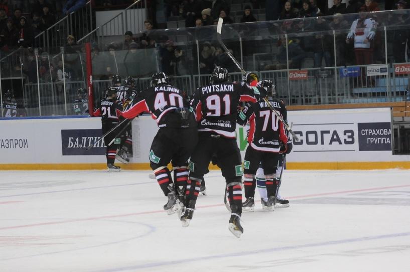 Никита Пивцакин может уехать в СКА