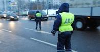 Авария в Омске: троллейбус и легковушка заблокировали дорогу