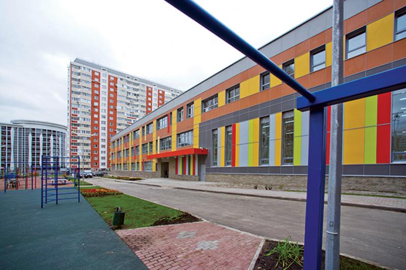 Федеральный бюджет профинансирует открытие новых школ в Омской области