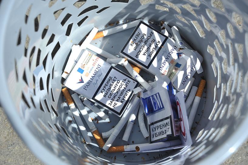 Минздрав готов заменить страшные фотографии на пачках сигарет позитивными картинками